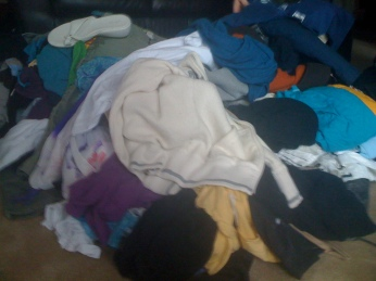 Clothes Heap